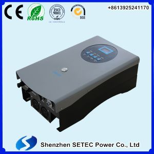Solar Pumping Inverter with MPPT to Drive AC Pump pictures & photos