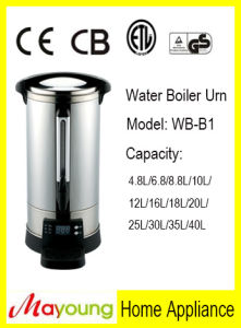 Drip Coffee Maker Hot Water : China Water Boiler Urn-Coffee Maker Urn -Electric Hot Water Boiler with Drip Tray - China Water ...