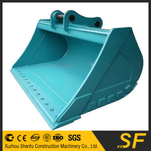 Rock Wear Resistant Cleaning Bucket / Mud Bucket Fit for Excavator pictures & photos