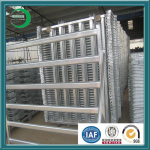 Galvanized 5 Bars Steel Sheep Panels pictures & photos