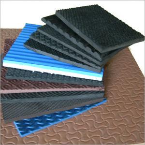 Black EVA Sheet Shoe Matarial pictures & photos