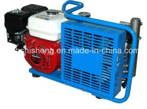 3.5cfm 3000/4500psi High Pressure Portable Piston Air Compressor for Scuba Dive