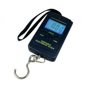 Backlight Luggage Portable Fishing Scale (XF-A01L) pictures & photos
