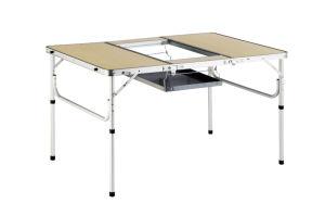 BBQ Table-Three Folding Table/Outdoor Table/Garden Table