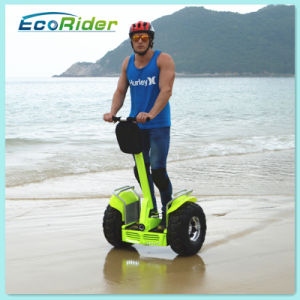 2016 Ecorider Adults off Road Two Wheel Electric Self Balancing Scooter pictures & photos