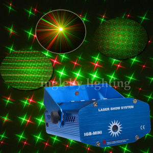 Four Pattens Mini Laser DJ Disco Party Stage Light