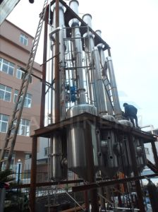 Vacuum Falling Film Evaporator for Blood Plasma (ACE-ZFQ-J3) pictures & photos