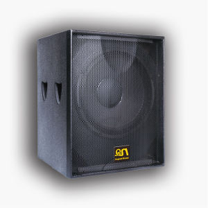 Singe 18 Inch Professional Stage Subwoofer Speaker S18 pictures & photos