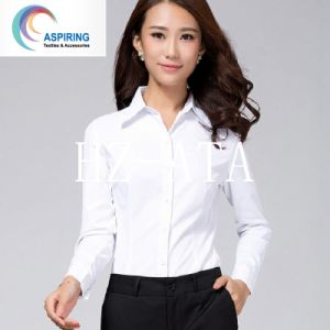 Tc Fabric Combed Woven Polyester/Cotton Fabric for Women T-Shirts pictures & photos