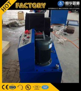 Dx68 Model China Factory Manual Hose Crimper / Hose Crimping Machine / Hydraulic Hose Crimping Machine pictures & photos