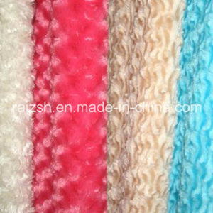 Professional Manufacturer for Long Pile PV Fleece Fabric pictures & photos