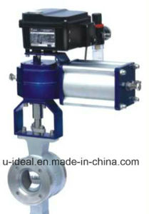 "Light Industry ""V"" Ball Valve-V-Ball Control Valve- pictures & photos"