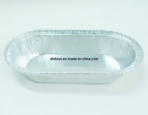 Disposable Aluminum Foil Container (DF-AL-FC1)