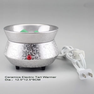 15CE23909 Silver Plated Electric Tart Burner pictures & photos