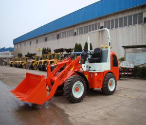 CE Pallet Fork Industrial Wheel Loader pictures & photos