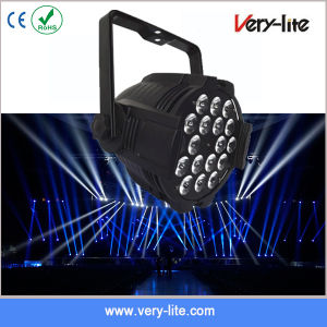 4in1 RGBW 18*10W LED PAR Light