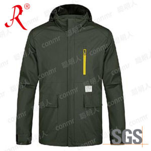 Waterproof and Breathable Winter Ski Jacket (QF-6091) pictures & photos