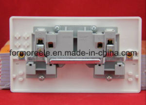 Double Switch with Socket /Wall Switch /One Gang Switch pictures & photos