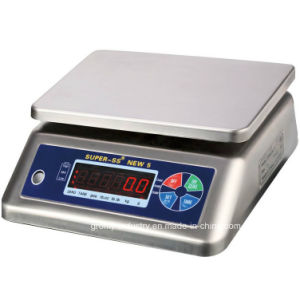 Stainless Steel IP68 Waterproof Digital Electronic Weighing Scale 30kg pictures & photos