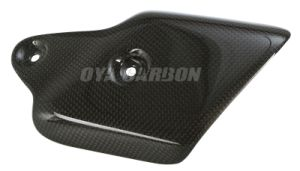 Carbon Fiber Exhaust Protection Cover for Ducati 748 916 996 998 pictures & photos