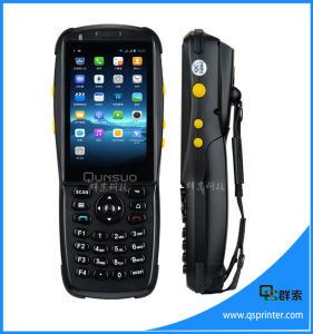 Data Collector GPRS 3G Android Handheld PDA Pdf417 Barcode Reader pictures & photos