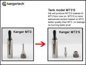 Kanger E Cigarette Tank Cartomizer Mt3s pictures & photos