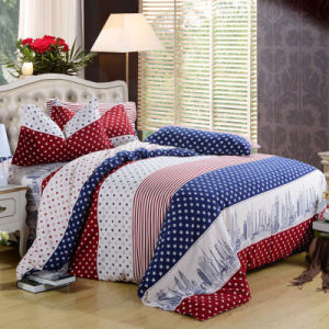 Nature 100% Cotton Bedding Set pictures & photos