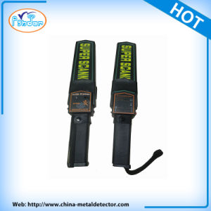 Secure Wand Hand-Held Metal Detector pictures & photos