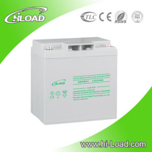 Lead Acid Battery 12V 55ah for Solar Systems pictures & photos