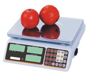 Electronic-Price Computing Scale with Metal Platform (XF8309) pictures & photos