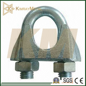 Malleable Wire Rope Clip (US Type / DIN741) pictures & photos