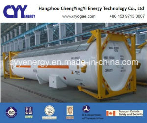New High Quality High Pressure LNG Lox Lin Lar Lco2 Tank Container pictures & photos