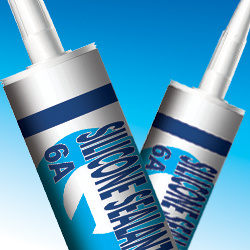 Fast Curing, Dryding for 260ml, 280ml and 300ml Acetoxy Silicone Sealant