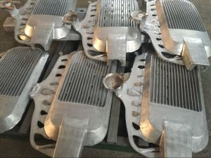 LED Street Light Accessories Housing Lamp Shell Aluminum Die Casting pictures & photos