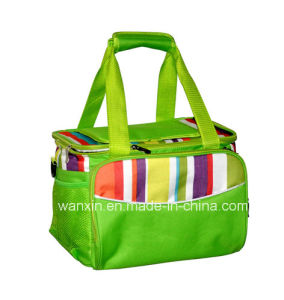 High Quality Pass SGS PP Woven Cooler Bag