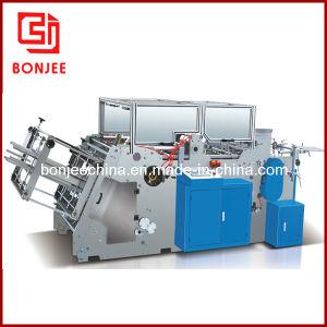 Operate Flexible Hamburger Box Forming Machine (BJ-B)