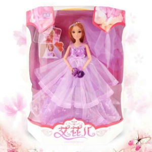 Wedding New Fashion Girl Doll with Joints Girl Dolls Gift pictures & photos