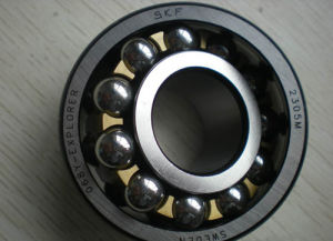 SKF High Precision 2305m Self Aligning Ball Bearing with Brass Cage pictures & photos