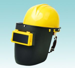 Welding Mask with Safety Helmet M019 pictures & photos