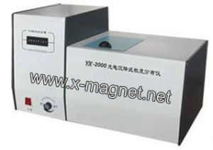 Scanning Sedimentation Psa,Particle Distribution Analyzer (YX-2000) pictures & photos