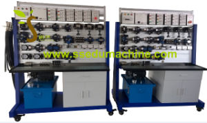 Electro Hydraulic Training Workbench Vocational Training Equipment pictures & photos