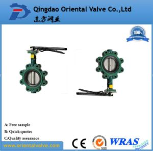 Double Eccentric Flanged Butterfly Valve China Manufacturer pictures & photos