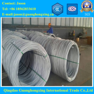 GB08f#, 10f#, SAE1008, 1008b, SAE1010, SAE1006, 1006b Carbon Steel Wire Rod pictures & photos