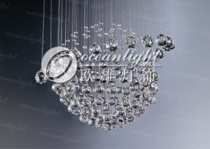 Australian silver Crystal Chandelier lighting (OWC3217) pictures & photos