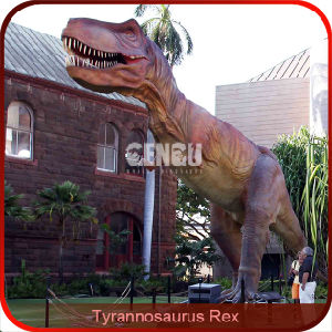 Outdoor Park Huge Amusement Animatronics Dinosaur pictures & photos