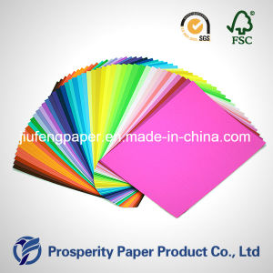 Color Cardstock Color Paper Manufacturer pictures & photos