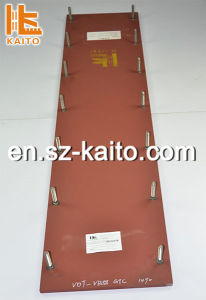 Best Quality Hardox Screed Plate for Asphalt Paver pictures & photos