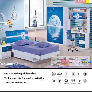 MDF with Painting Desing for Children Furniture pictures & photos