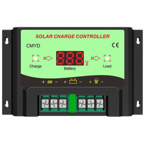 PWM & WPC Solar Controller for Solar Power System pictures & photos