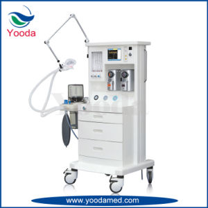Advanced Anesthesia Machine with Two Vaporizer pictures & photos